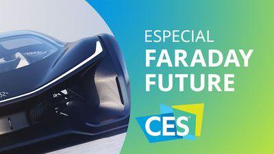 Faraday Future, a fabricante de carros que veio bater de frente com a Tesla [Especial   CES 2016]