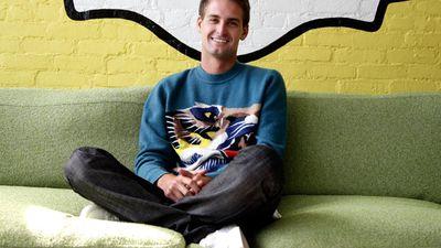 "Fundador do Snapchat entra para lista ""30 Under 30"" da Forbes"