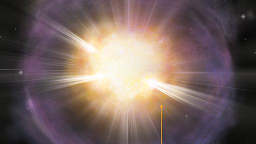 Cientistas usam acelerador de partículas para entender melhor as supernovas