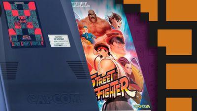 Livro especial de 30 anos de Street Fighter será lançado neste fim de semana