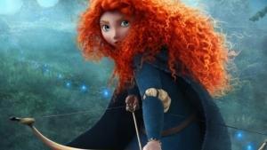 """""""Valente"""" é o novo lançamento da Pixar"""