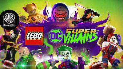 Lego terá jogo baseado nos vilões da DC