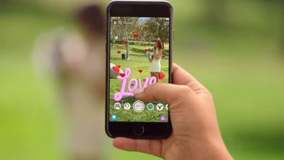 Snapchat agora exibe anúncios com o recurso World Lenses