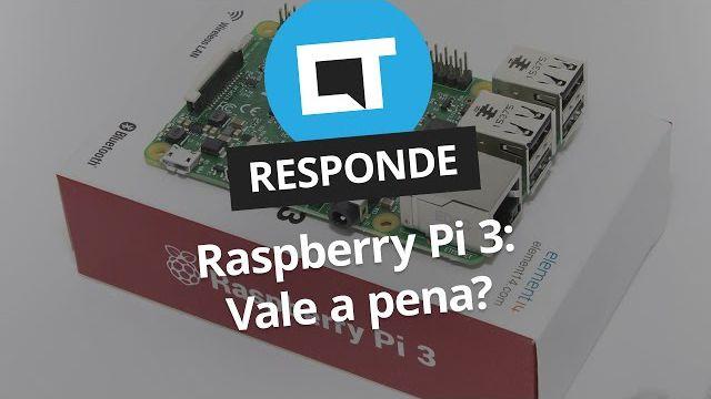 5acd68a580933 Vale a pena comprar um Raspberry Pi   Canaltech Responde  - Vídeos -  Canaltech