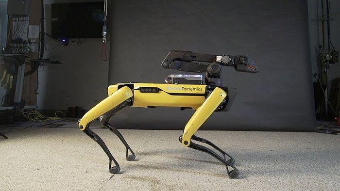 Cirque du Soleil cogita usar cão-robô Spot em apresentações
