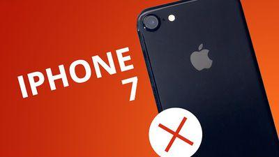 5 motivos para NÃO comprar o iPhone 7