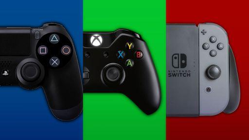 PlayStation 4 vendeu mais do que o Xbox One e o Switch em outubro