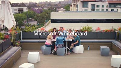 Whiteboard, app de colaboração da Microsoft, sai do beta e é lançado