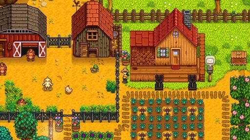 Stardew Valley chega ao Game Pass de Xbox e PC no fim do ano