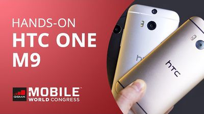 HTC One M9: testamos o super Android da empresa [Hands-on | MWC 2015]