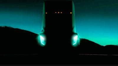 Usuário divulga imagem do suposto novo caminhão da Tesla