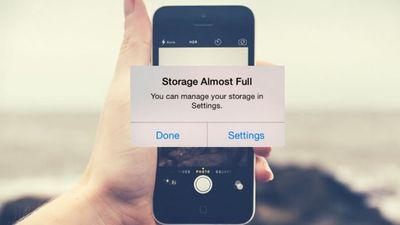 Pouco espaço? Veja como gerenciar o armazenamento do seu iPhone