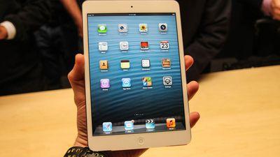 iPad mini: versão branca do aparelho esgota em três minutos no Reino Unido