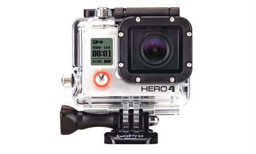 GoPro Hero 4 - rumor