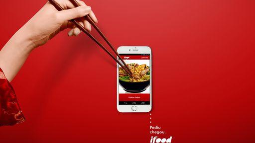 Estudo mostra que iFood é o aplicativo de entregas mais usado do Brasil