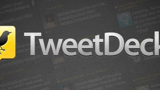 Twitter suspenderá suporte ao TweetDeck para Windows