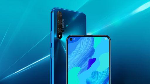 Huawei nova 5T chega ao Brasil com Kirin 980 e preço competitivo