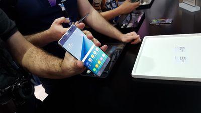 Mais de 70 Galaxy Note7 já pegaram fogo nos Estados Unidos