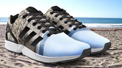 Aplicativo da Adidas permite que o usuário personalize tênis com própria foto