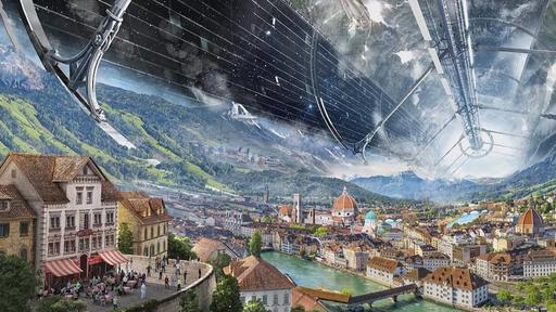 Blue Origin quer criar habitats espaciais comerciais já na década de 2020