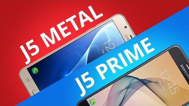 d5c7ff95b Galaxy J5 Prime vs Galaxy J5 Metal  Comparativo  - Vídeos - Canaltech