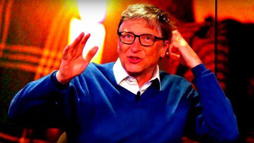 Bill Gates revela por que prefere Android ao iPhone