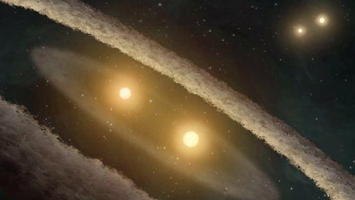"""""""Irmão gêmeo"""" do Sol pode explicar Planeta 9 e outros objetos no Sistema Solar"""