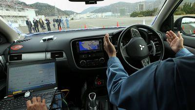 Mitsubishi vai usar tecnologia bélica para criar carros autônomos