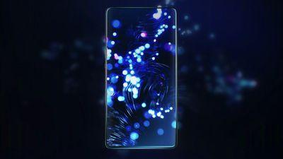Conceito de smartphone sem bordas pode estar prestes a se tornar real