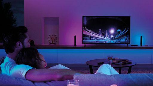 Lâmpadas Philips Hue agora terão sincronização com o que passa na sua TV