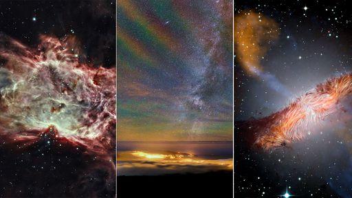 Destaques da NASA: fotos astronômicas da semana (17/04 a 23/04/2021)