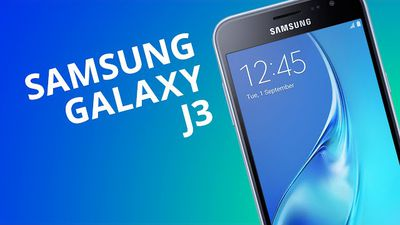 Samsung Galaxy J3 [Análise]