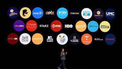 Aplicativo de TV da Apple ganha novos recursos e seções