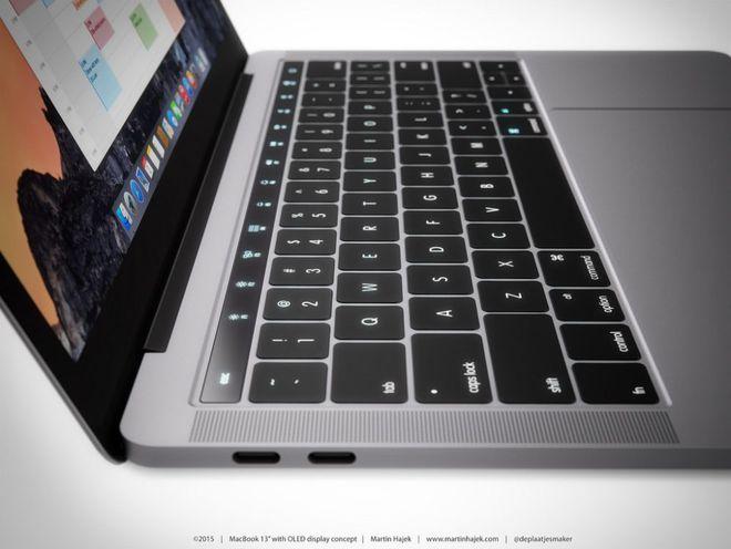 Mac OLED