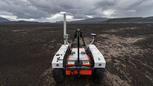NASA se prepara para próxima missão em Marte em campos de lava na Islândia