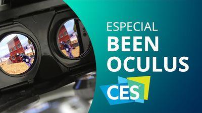 Beenoculus: os óculos de realidade virtual desenvolvidos por brasileiros [Especial | CES 2015]