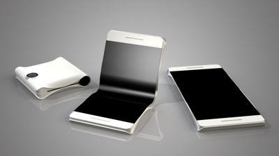 """Apple pode estar trabalhando em design """"esticável"""" de celular dobrável"""
