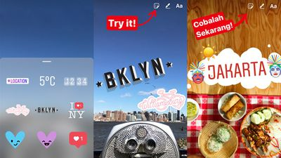 Instagram copia Snapchat e adiciona geostickers ao Stories