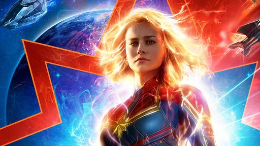 Brie Larson (Capitã Marvel) tira onda ao levantar martelo do Thor