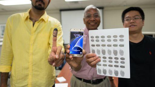 Pesquisadores usam digitais de homem morto para desbloquear celular