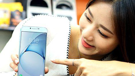 Samsung anuncia o Galaxy A8 2016; vejas as especificações