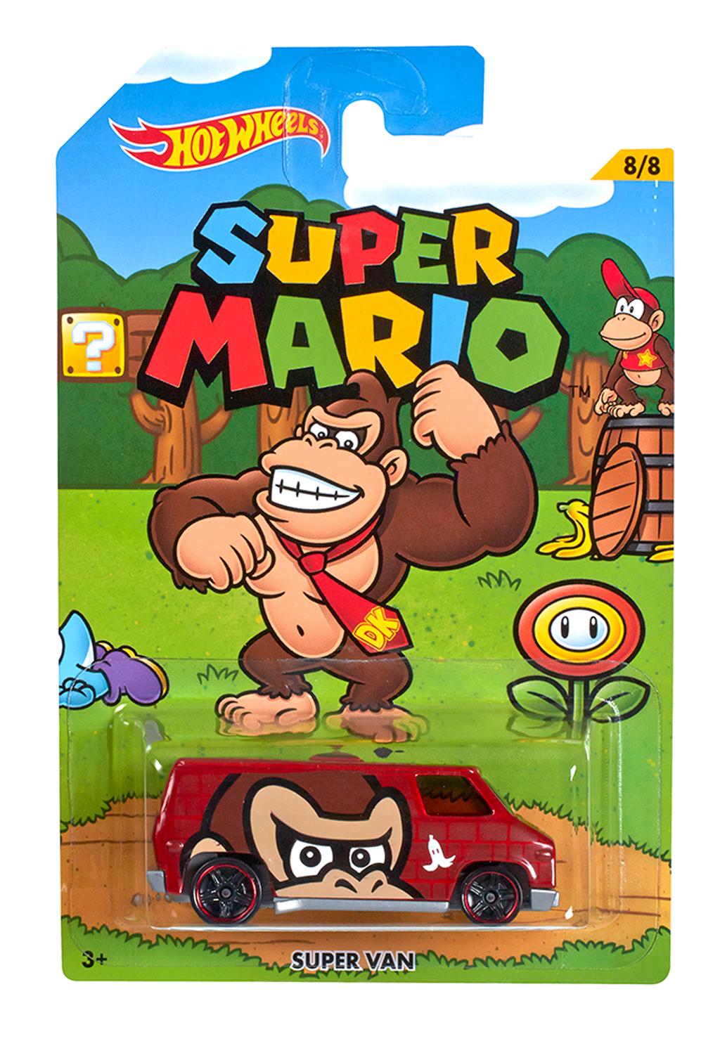Hot Wheels Mario Bros