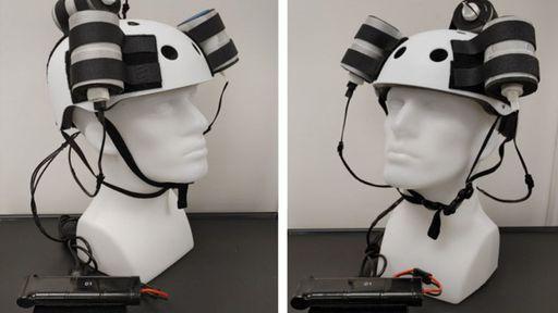 Tratamento com capacete magnético reduz tamanho de tumor mortal