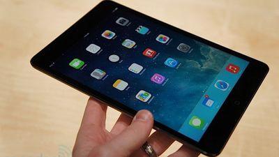 iPad Air começa com pé direito e vende cinco vezes mais que iPad 4 no lançamento