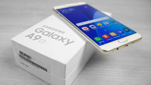 Samsung traz Galaxy A9 ao Brasil com bateria potente