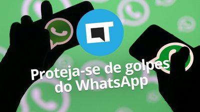 Como alguém cai em golpe do WhatsApp em 2018?