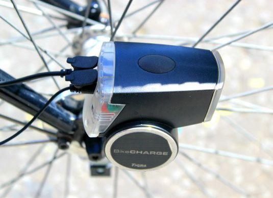 BikeCharge carregador iPhone