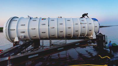 Projeto Natick | Microsoft instala um data center no fundo do mar
