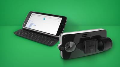 Novos módulos do Moto Z adicionam teclado físico e medidor de sinais vitais