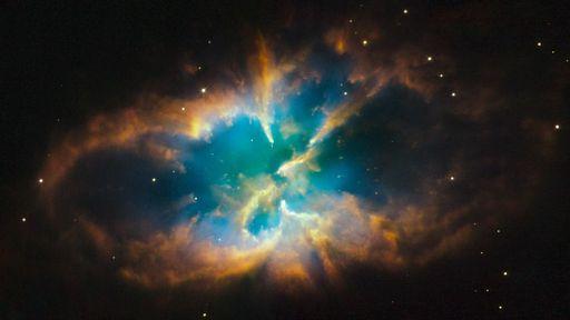 Estudo sugere que a matéria escura pode ter surgido antes do Big Bang